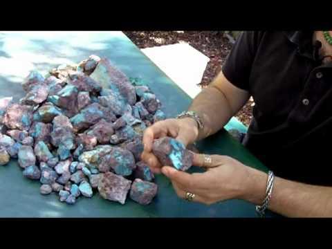 Bisbee Turquoise Video