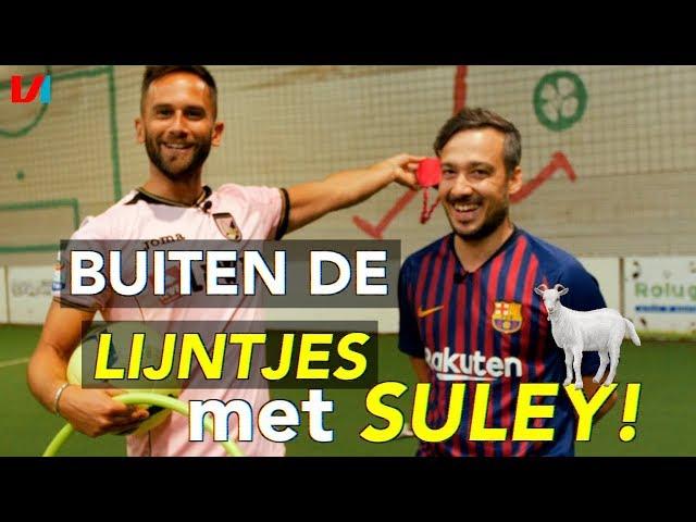 Buiten de Lijntjes: Met SULEY De Nieuwe Challenges Testen!