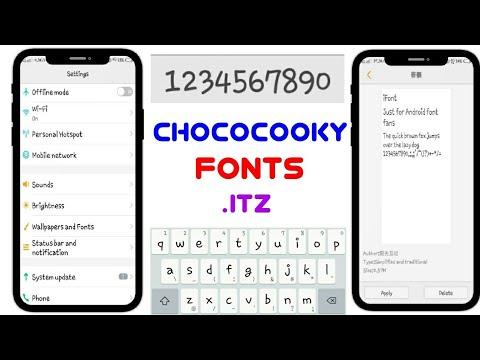 Vivo Font Style Download