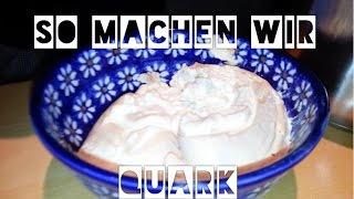 VEGANER QUARK - SO WIRDS GEMACHT | Veganen Quark Einfach Selber Machen [Rezept Quark Vegan] 2014 Thumbnail
