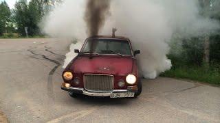 gopro hero 3   volvo 164 turbo diesel