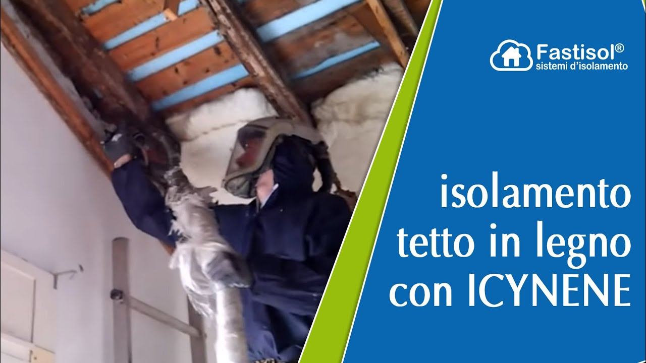 Isolamento tetto fastisol youtube - Isolamento tetto interno ...