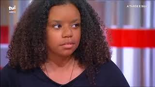 Fátima emociona-se e chora com testemunho de Beatriz