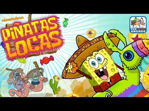 SpongeBob SquarePants: Pinatas Locas – Escape From The Banditos