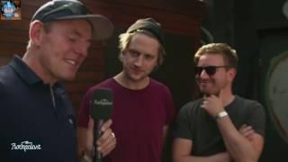 Schmutzki  - Interview @ Reeperbahn Festival