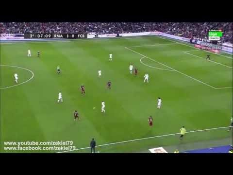 Woooww, Ternyata Madrid Pernah Bantai Barca. Real Madrid 7-0 Barcelona