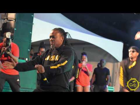 Machel Montano At Out In South 2020