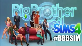 BIG BROTHER - The Sims 4 #1