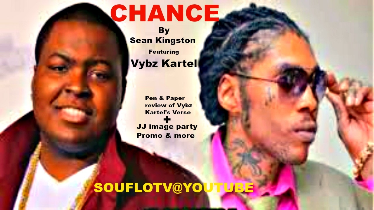 Sean Kingston Vybz Kartel Collabo Chance Video Shoot On The Gaza