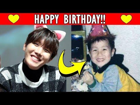 Happy Birthday Hobi 🎉 BTS | J-Hope Bangtan Boys