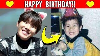 Happy Birthday Hobi 🎉 BTS   J-Hope Bangtan Boys