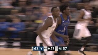 Johnathan Motley (28 points) Highlights vs. Austin Spurs