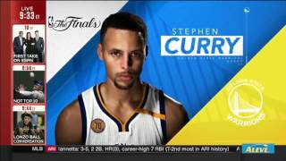 Has Kevin Durant overshadowed Stephen Currys excellent Finals performance
