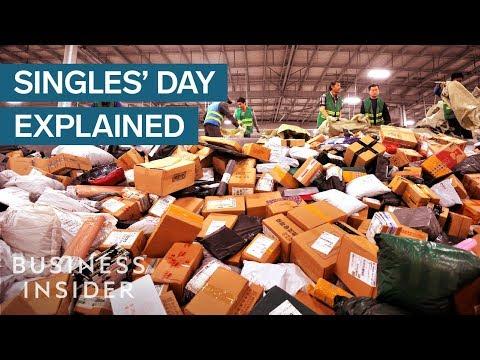Why People Spent $25 Billion On A Fake Holiday Called 'Singles' Day' Mp3