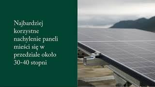 Magazyn Ekologiczny: Energia ze słońca czyli fotowoltaika