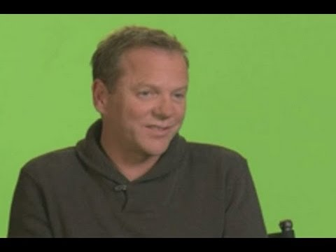 Keifer Sutherland Interview: New Touch Series