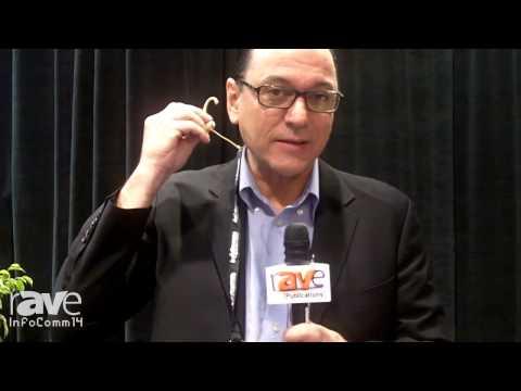 InfoComm 2014: Que Audio Shows DA12 Headworn Microphones