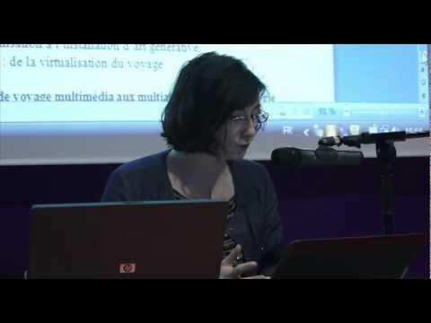 Pascale Argod : Le carnet de voyage numérique, du voyage vécu au virtuel
