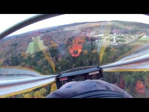 CGS Hawk flies on gusty day in Penna.