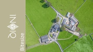 One Bedroom Cottage on a Working Welsh Farm | Gegin-Faeldre | Bitesize
