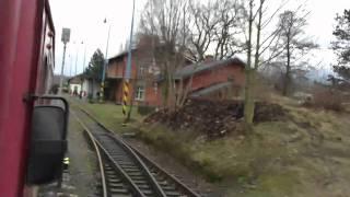 (11.02.11) Frýdek-Místek - Český Těšín w pociągu Os-12823 (wycieczka do Czech część 3/3)