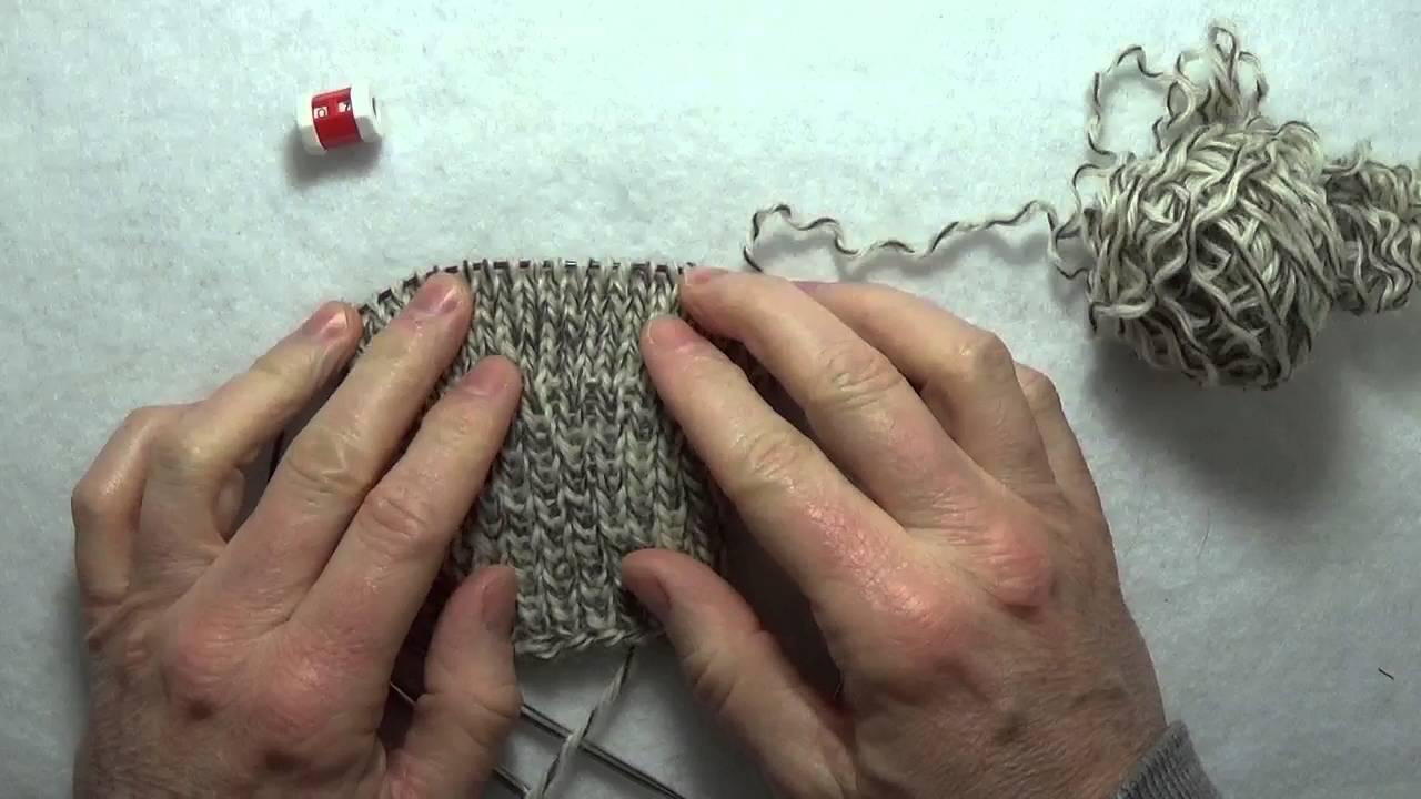 Comment tricoter des gants avec 2 aiguilles circulaires viyoutube - Tricot aiguilles circulaires magic loop ...