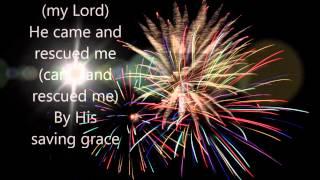 Jesus He Loves Me - Lyrics Edwin McCain