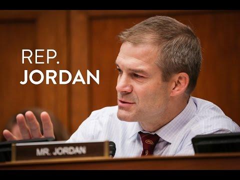 Rep. Jordan Q&A - Oversight of the FDIC Application Process