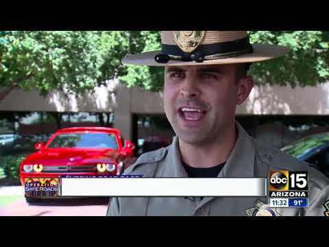 ABC15 looks into the major problem of road rage in the Valley