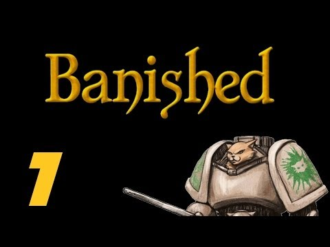 Let's Play Banished - Episode 7 - Treasure!