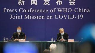 """Covid-19 : L'oms, Qui Redoute Encore """"le Pire"""", Va Envoyer Une équipe Enquêter En Chine"""