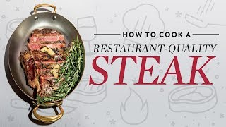 How to Cook a Restaurant-Quality Steak | 10 Best Steakhouses