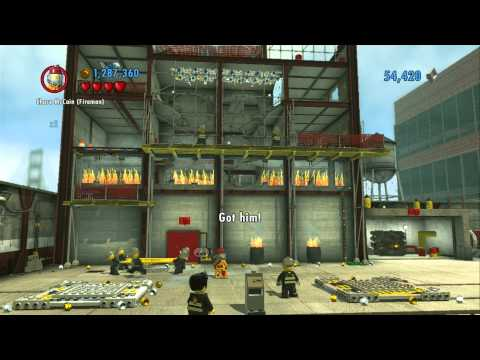LEGO City Undercover (Wii U) - Complete Playthrough - Chapter 10