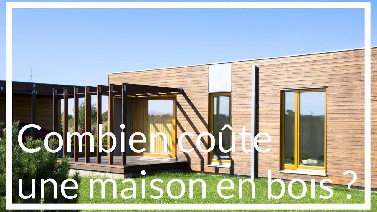 Tiny House Prix M2 combien coûte une maison en bois ?