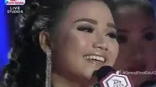 Aulia DAA3,Setangkai Bunga Padi : Grand Final DAA3
