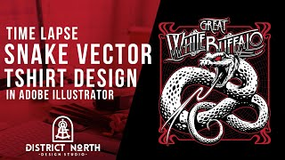 Creating vector snake design