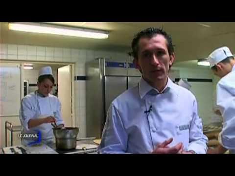 Formation: Les restaurateurs du CFA de St-Michel-Mon-Mercure