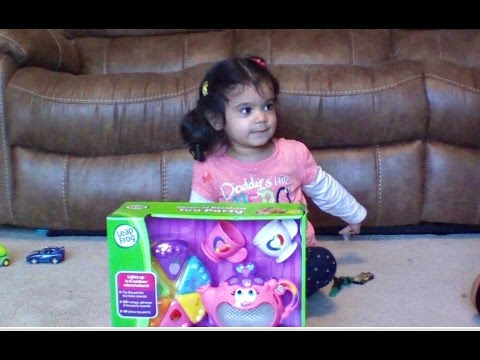 Toy review :LeapFrog Musical Rainbow Tea Party Play Set
