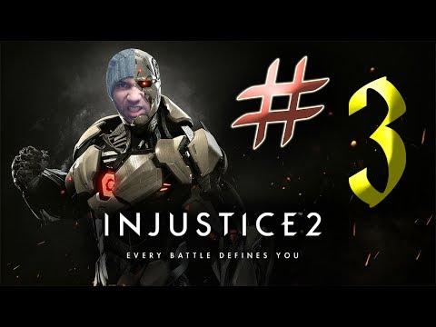 Injustice 2 Gameplay en Español - Parte 3 - La Unión de Fuerzas!!!