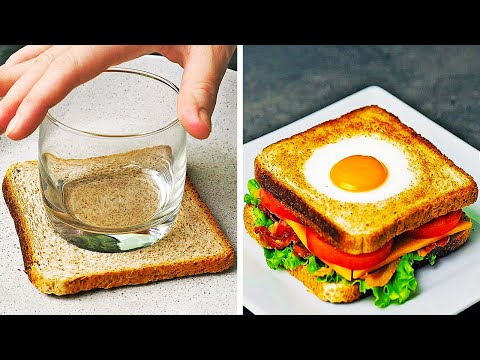 24 DELICIOUS EGG HACKS    EASY BUT COOL RECIPES