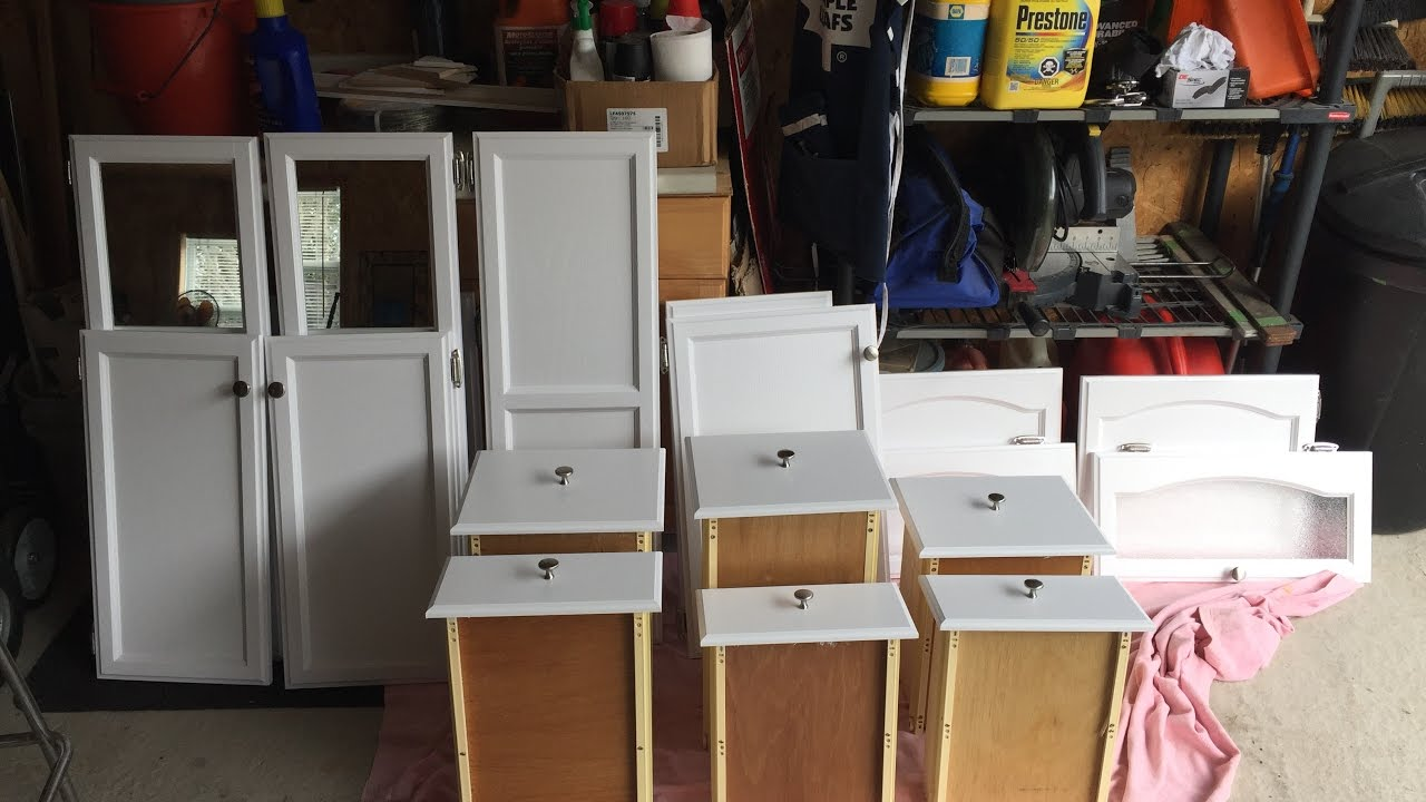 Superieur How To Paint Camper/Rv Cabinets, Part 1.
