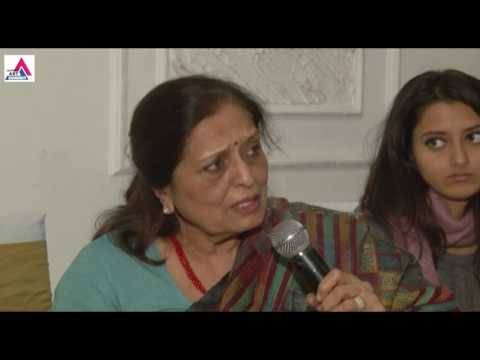 Dr. Saryu V Doshi in Jaipur Art Summit