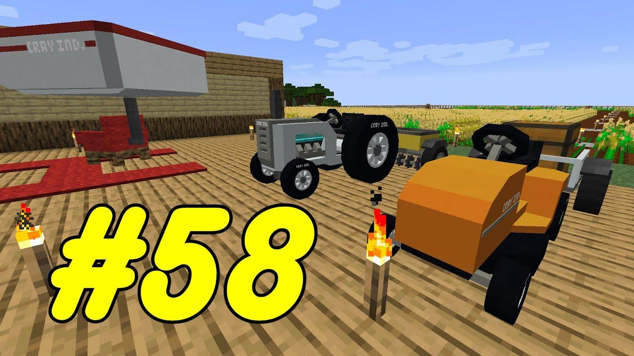 VFW - Minecraft เอาชีวิตรอด MOD 1.15.2 #58