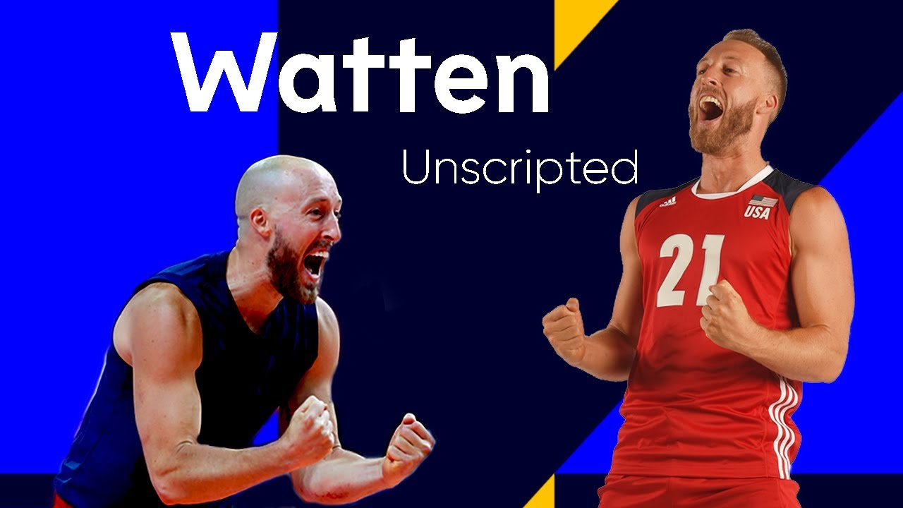 """""""Maybe I can't be the best Libero in the world, but I can be the best Dustin Watten"""" ¦ Unscripted"""