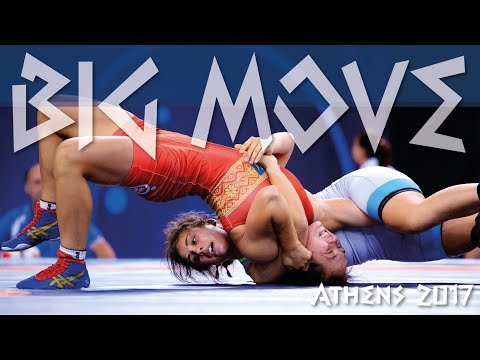 Big Move From Day 4 Of The Cadet World C'ships