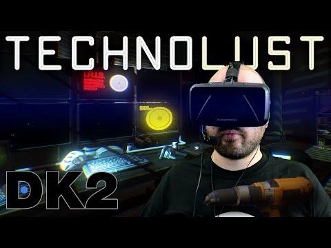 Oculus Rift DK2 - Technolust