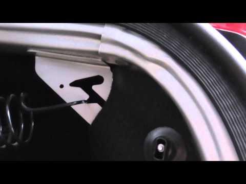 Освещение багажника Renault Logan своими руками