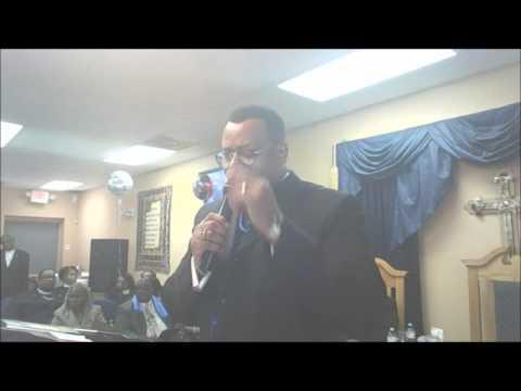 Dr. John H. Walker, Macedonia Baptist Church of Charlotte Inc.