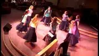 Shouts of Joy Medley Dance