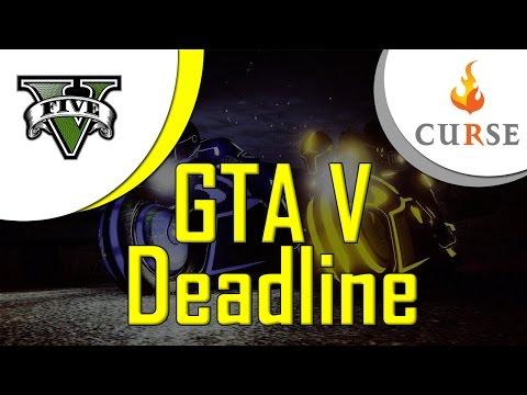 GTA V Live - Deadline + Mini games